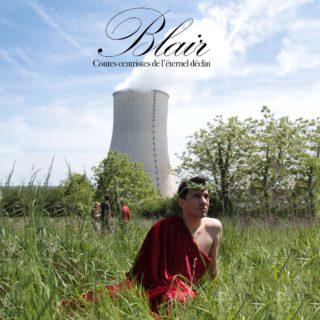 Pochette de l'album Blair - Contes centristes de l'éternel déclin. Photo A. Moisescot